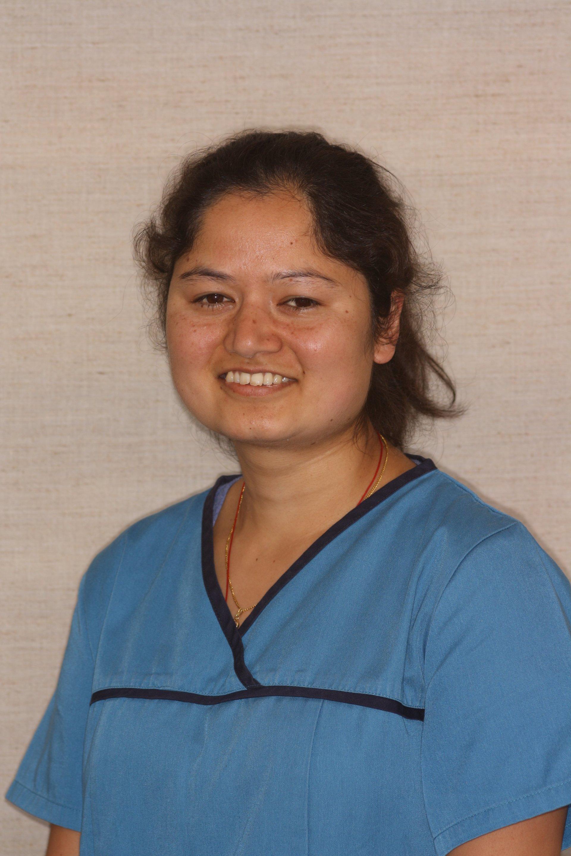 Dental nurse Susie