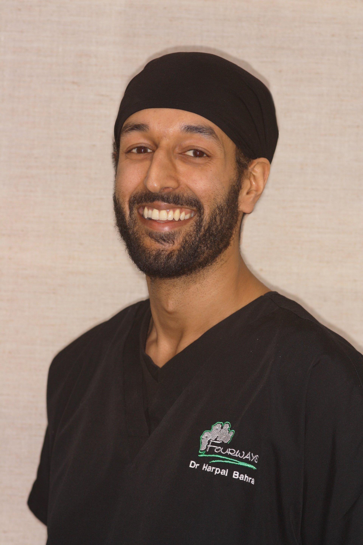 Dr Harpal Bahra
