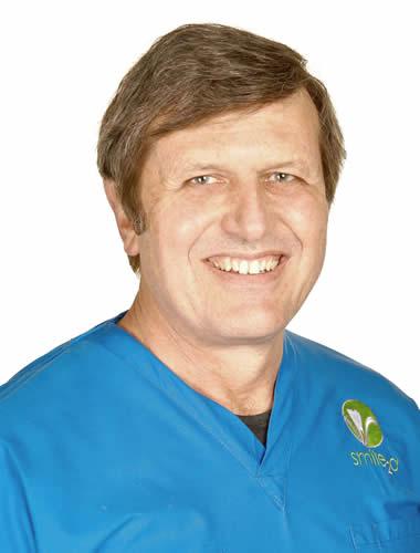 Dr Hennie Van Jaarsveld, Periodontal Surgeon