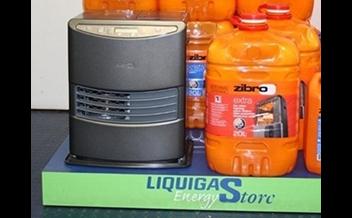 gas per uso domestico