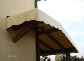 Coperture per tettoia