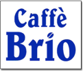 CAFFE' BRIO - LOGO