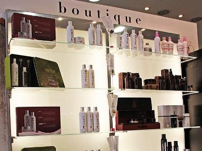 boutique di bellezza