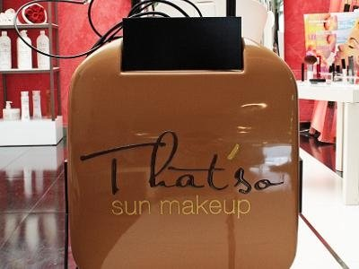 sun make up
