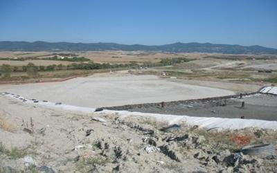 Preparazione terreno livorno