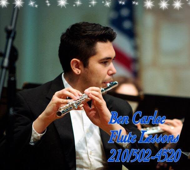 Ben Carloc - Flute Lessons