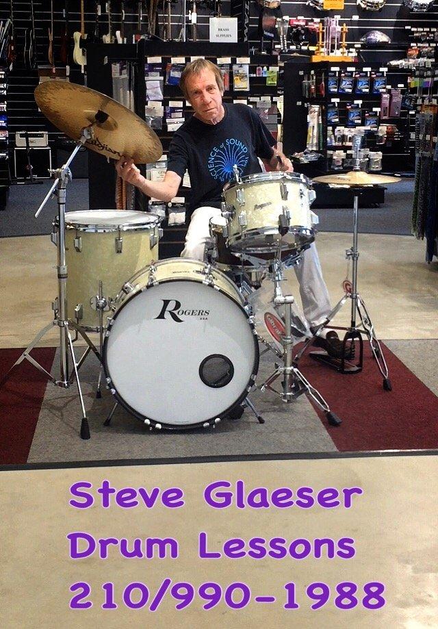 Steve Glaeser - Drum Lessons