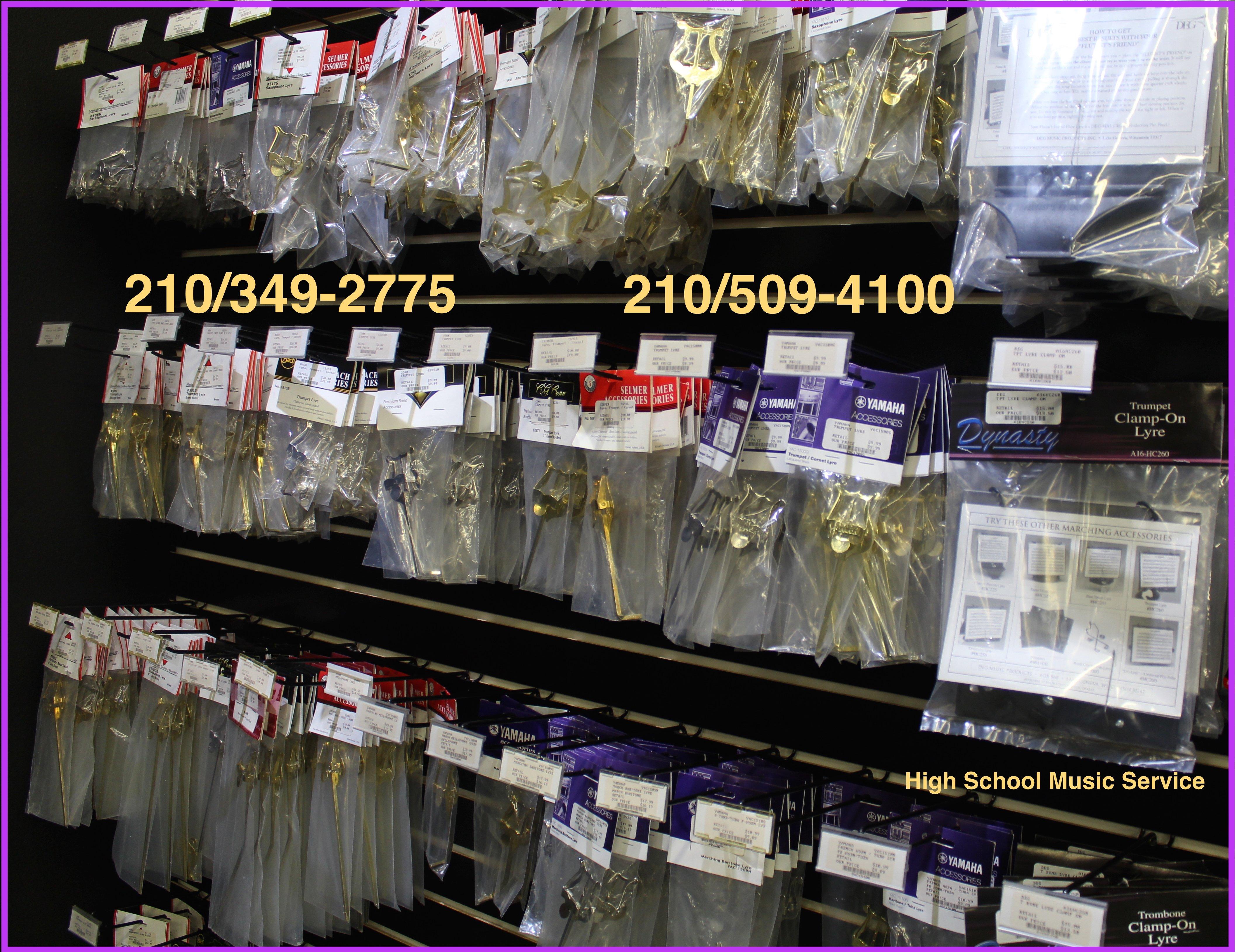 HS Music Service Inc - Orchestra Supplies - San Antonio, TX