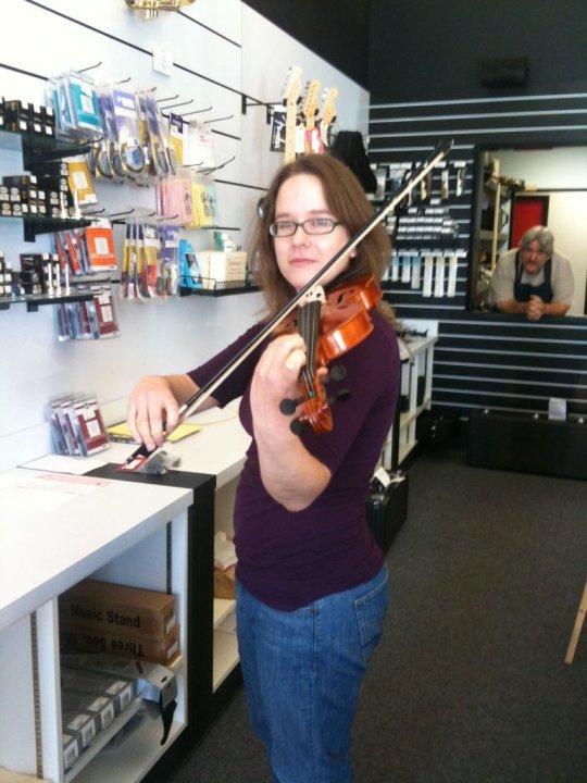 HS Music Service Inc - Violin Rental - San Antonio, TX
