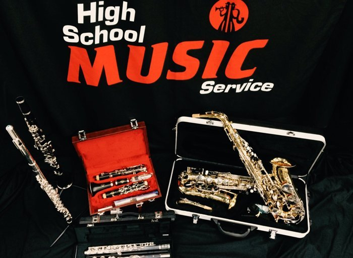 High School Music Service Inc - Band Instrument Rental - San Antonio, TX