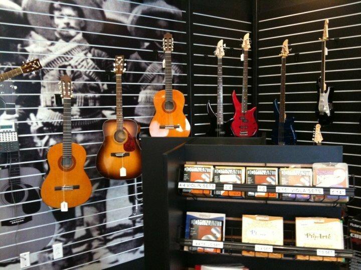 HS Music Service Inc - Electric Guitars For Sale - San Antonio, TX
