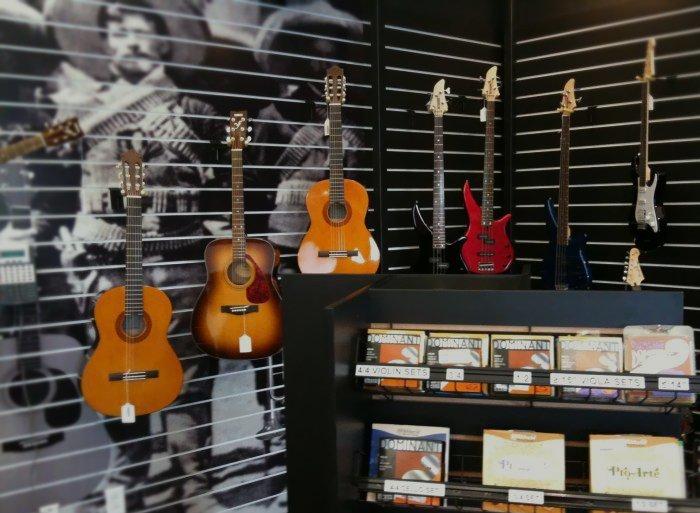High School Music Service Inc - Guitar Lessons - San Antonio, TX