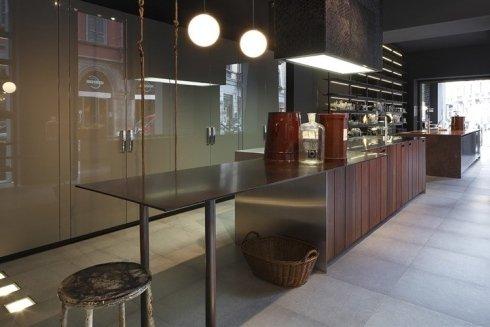 Cucina Boffi moderna e classica