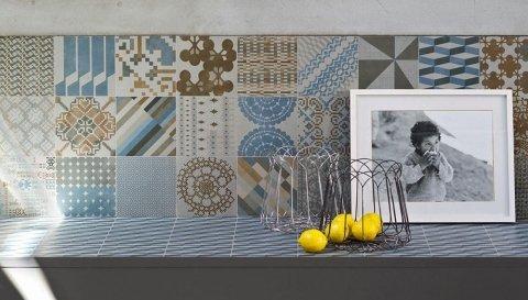 Fiorito Progetto Casa Azulej rivestimenti Mutina a Latina