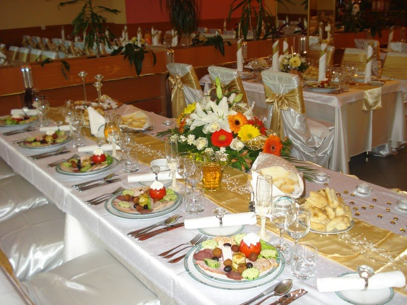 Sterling Banquet Hall Inside Catering