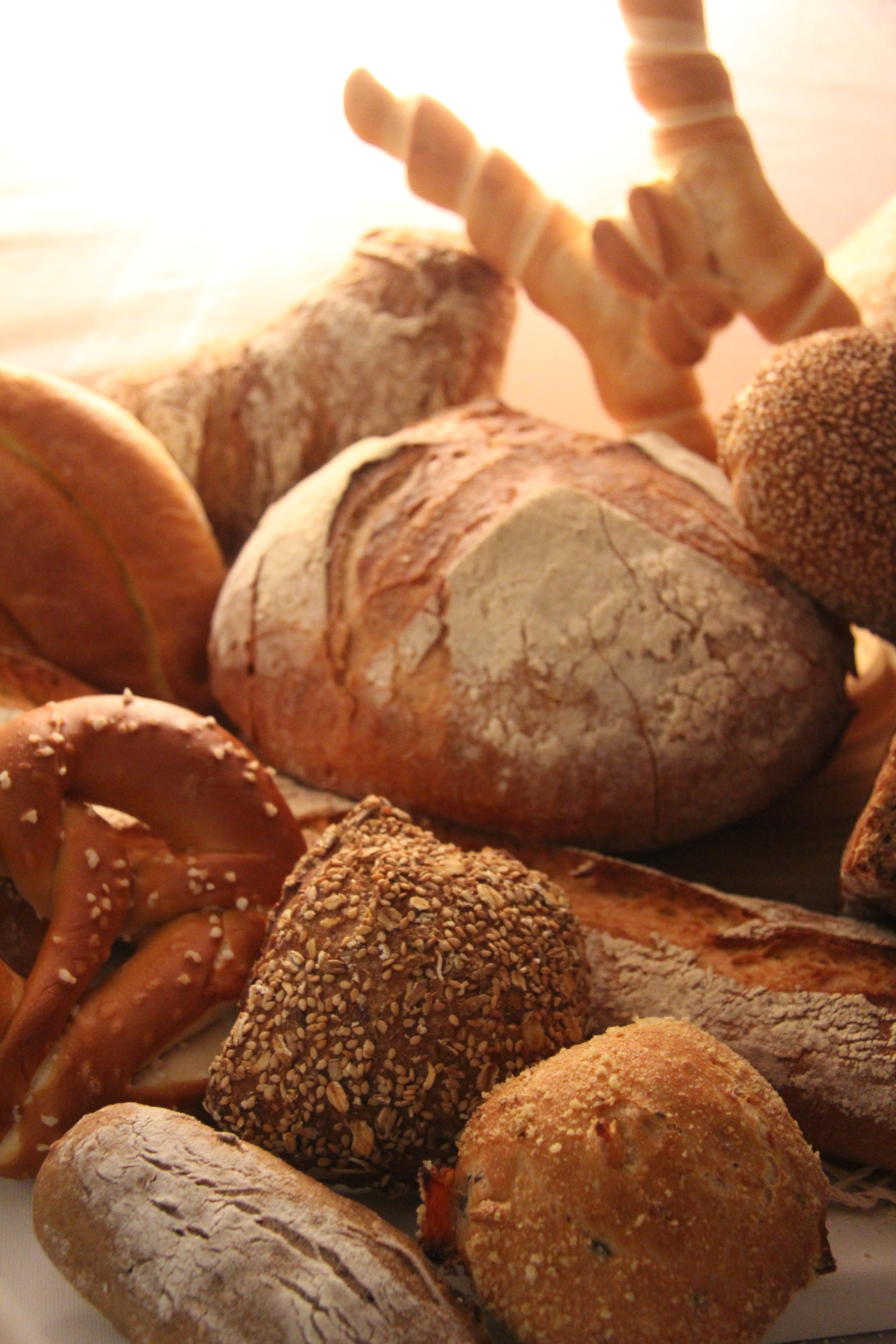 Pane di diversa fattura