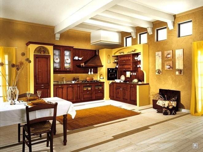 Cucina Giulia - Cucina in muratura