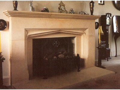 The Evenlode Fireplace