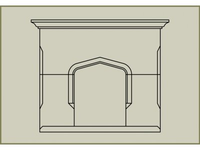 The Blockley Fireplace