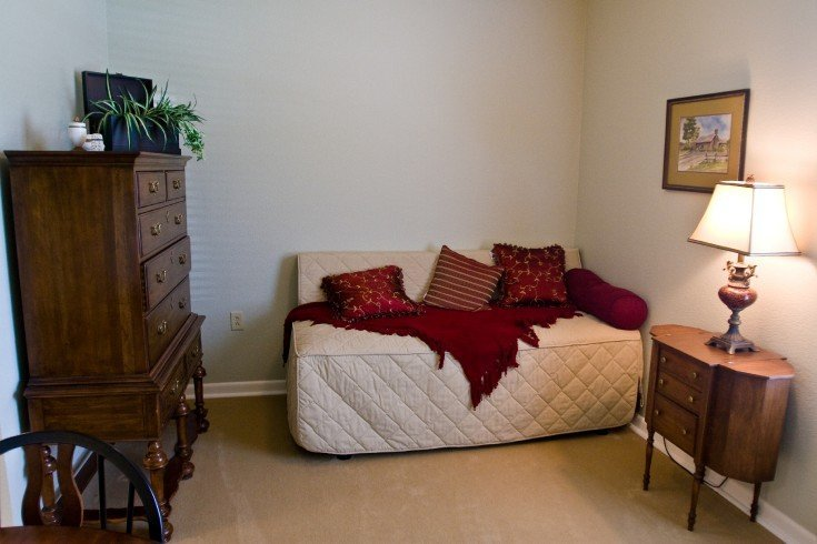 studio apartment for seniors in maumelle, ar