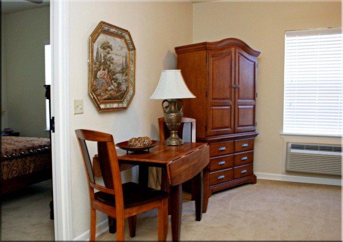 1 bedroom apartment for seniors in arkansas
