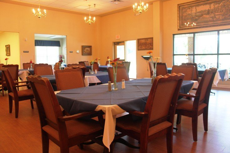 assisted living in maumelle
