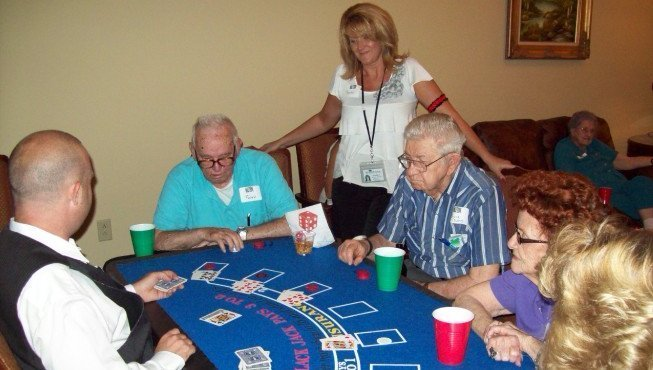 senior activities in maumelle, ar