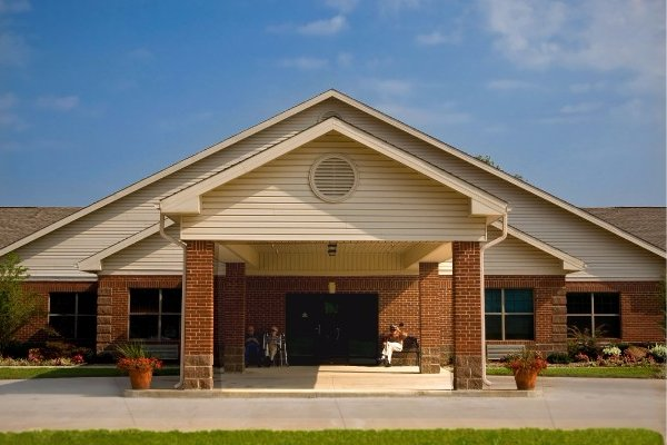 residential assisted living facilities arkansas