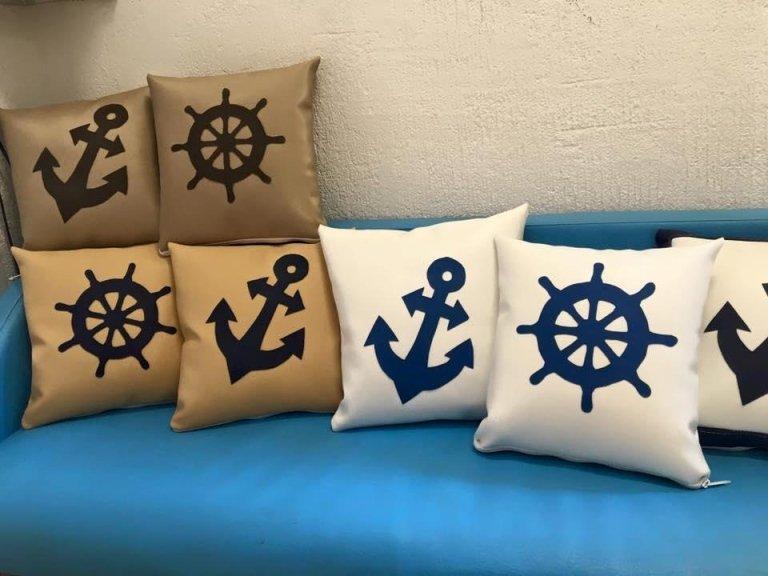 cuscini per barca personalizzabili