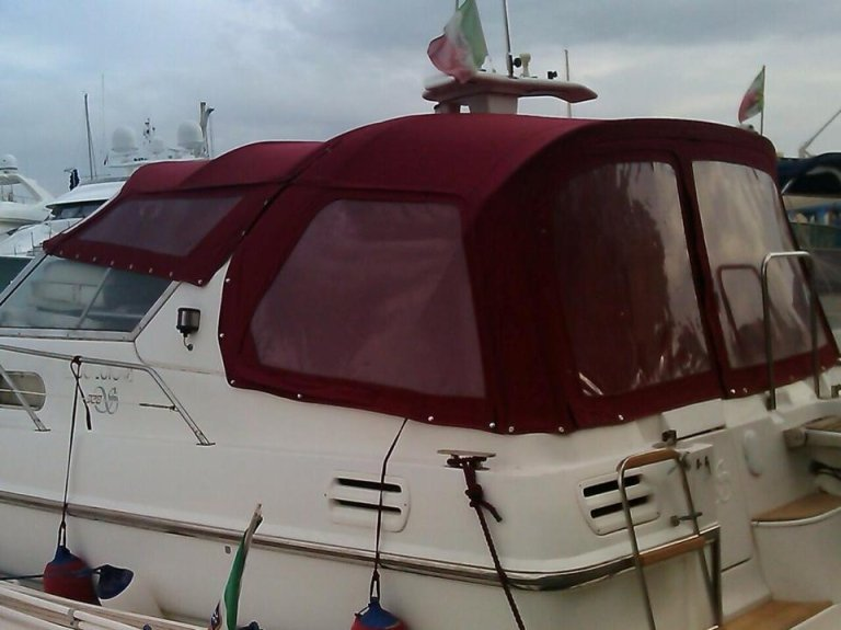 tappezzeria barca