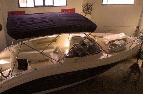 copri barca