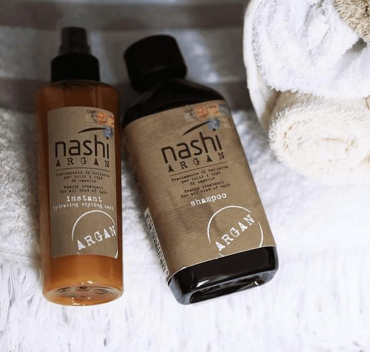 prodotti per capelli nashi