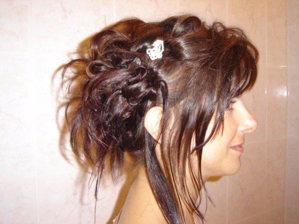capello con frangia