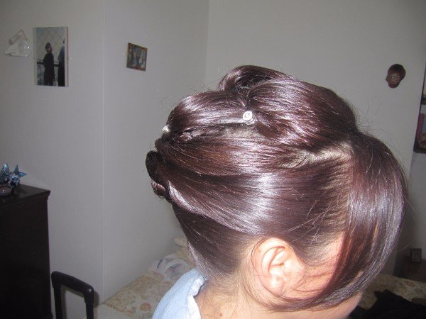 capelli color melanzana