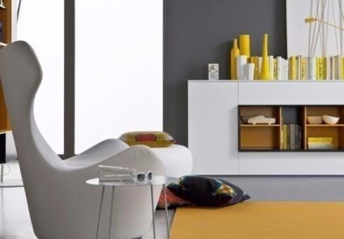 Complementi design soggiorno