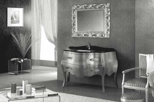 Arredi in stile classico per bagno