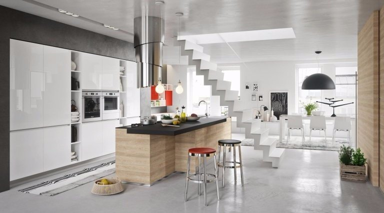 Cucina componibile Bahia