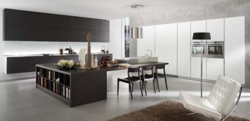 Arredamento moderno per cucine