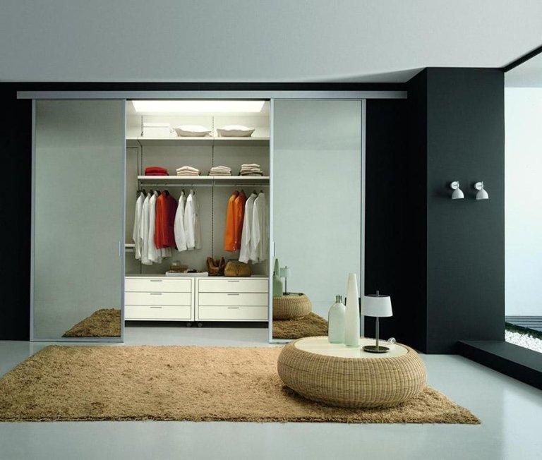 cabina armadio per camere