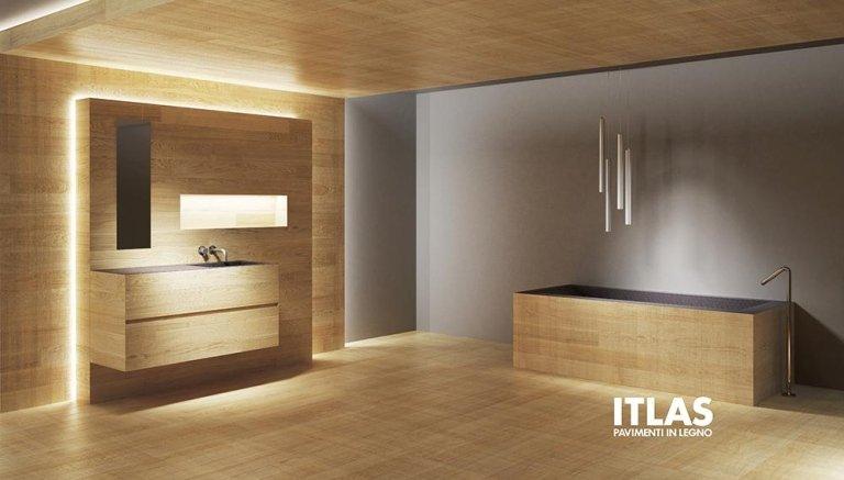 Modello bagno ITLAS