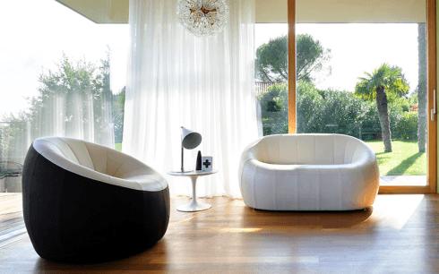 Salotto stile moderno