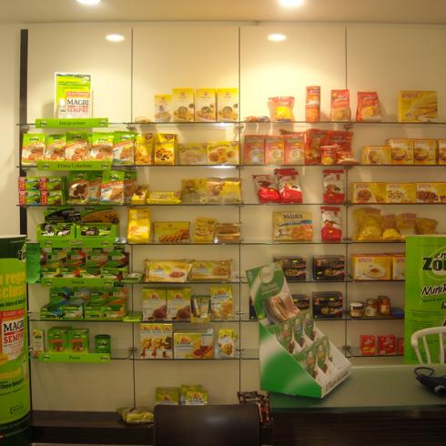 confezioni di cibo