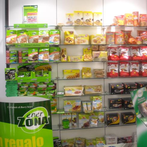 confezioni di cibo in farmacia