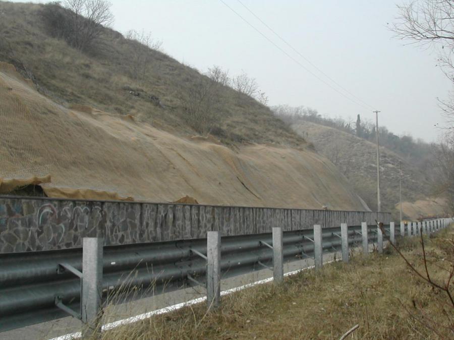 guard rail e reti metalliche