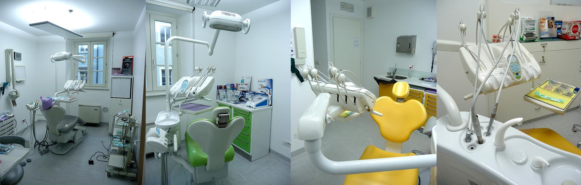 struttura studio dentistico RPS
