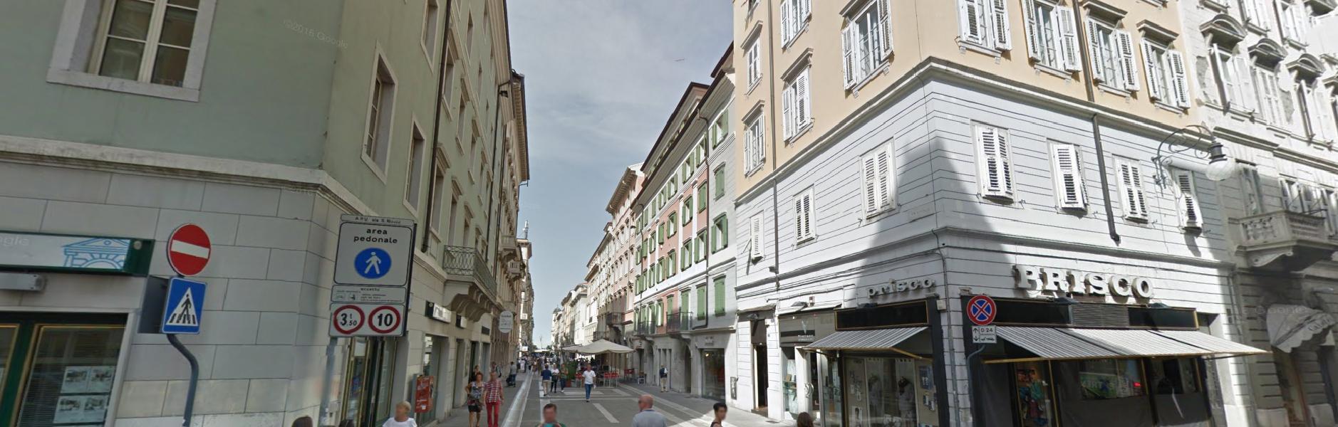 Trieste via San Nicolò