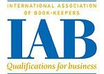International Association of Bookkeepers logo