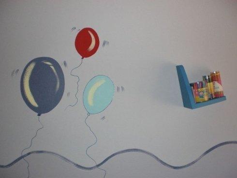 la stanza della pittura