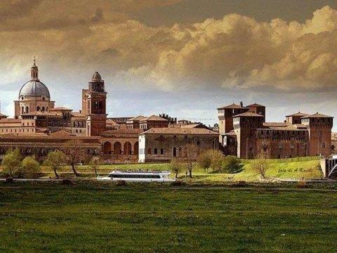 Percorso 06 Mantova > Governolo