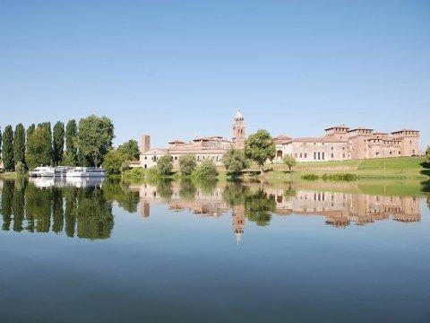 Mantova - Fiume Po - Mantova
